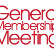 First Membership Meeting of 2019 will be March 27th