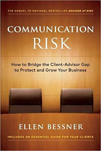 All Conference Delegates will receive a copy of Ellen Bessner's new book!