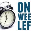 Only 1 week left until Conference 2019!